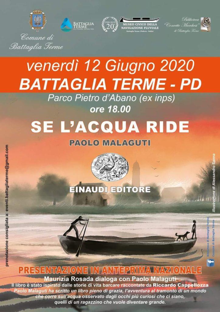 Paolo Malaguti Battaglia Terme